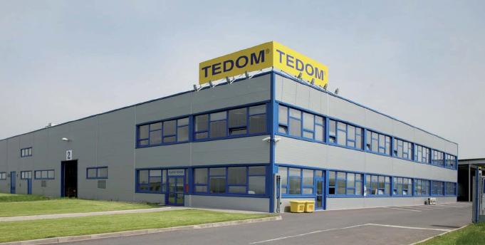 TEDOM 本社