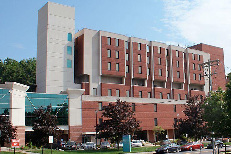 コージェネレーション使用事例 病院