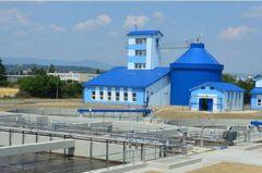 コージェネレーション使用事例 排水処理プラント